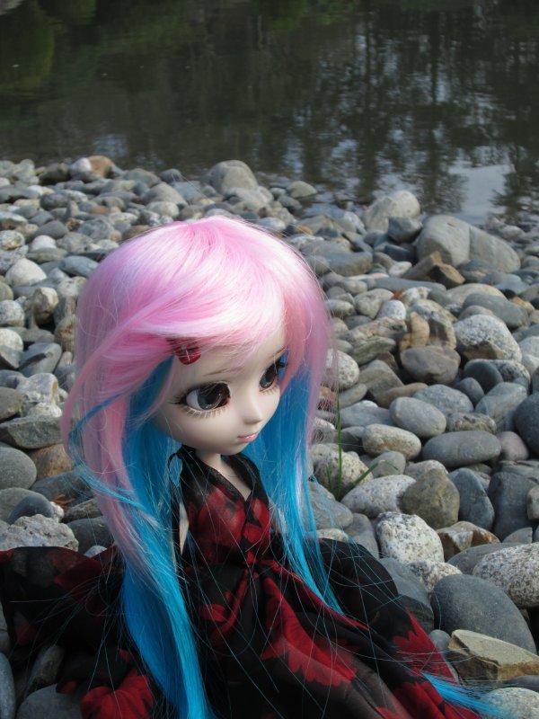 Karen au jardin Japonais ♥