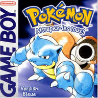 Chapitre I : Pokemon version Bleu