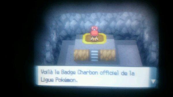 Badge Charbon en Poche !!!