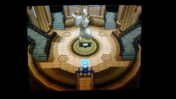 Retour à la ligue Pokemon