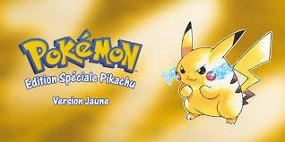 Chapitre XI - Pokemon Version Jaune (conclusion tres tres personel)