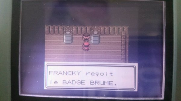 Badge Brume en Poche !!!