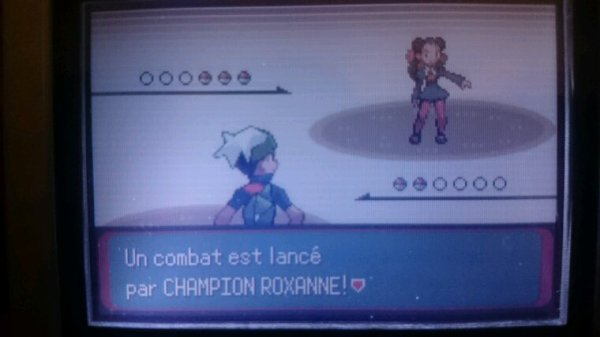 Badge Roche en Poche !!!
