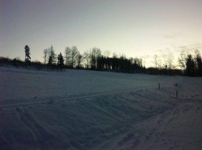 encore et encore de la neige