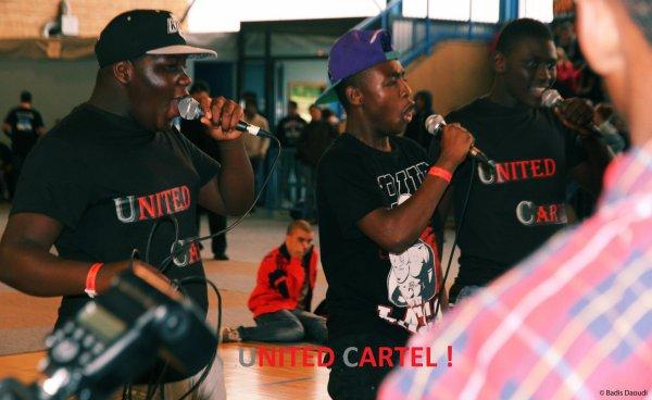 UniTed CarTel- c'est les quartier chaud (2012)