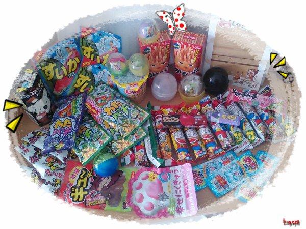 Candysan ♥ (Redit : Ma 5ième commande est arrivée !! *-*)