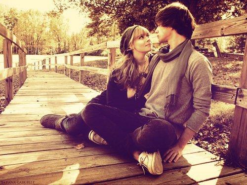Je rêve d'être éternellement à tes cotés.