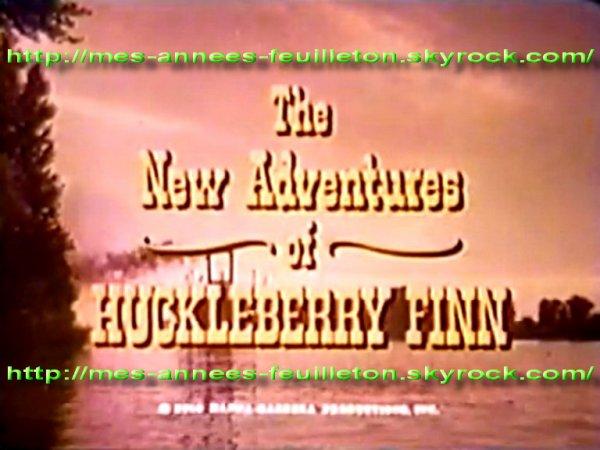 LES AVENTURES IMAGINAIRES DE HUCKLEBERRY FINN