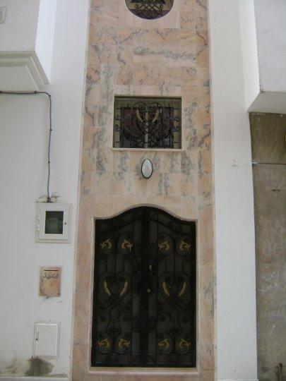 Portail fer forg 95 harmonie de fer forg tunisien for Portail fer forge tunisie