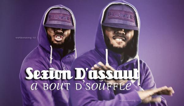 Apogée / Sexion d'assaut - a bout d'souffle (2011)