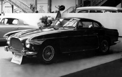 Ferrari  250 Europa (1953-1954)
