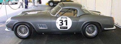 Ferrari  250 gt SWB California (1960-1963)