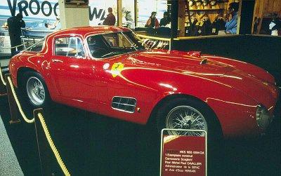 Ferrari  410 S coupe (1955-1955)