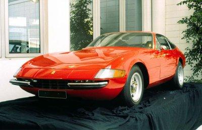 Ferrari  365 gtb/4 Daytona (1968-1973)