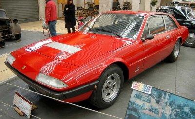Ferrari  365 gt4 2 plus 2 (1972-1976)