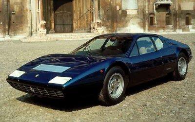 Ferrari  365 gt4 BB Boxer (1973-1978)