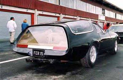 Ferrari  365 gtb/4 Estate (1968-1973)