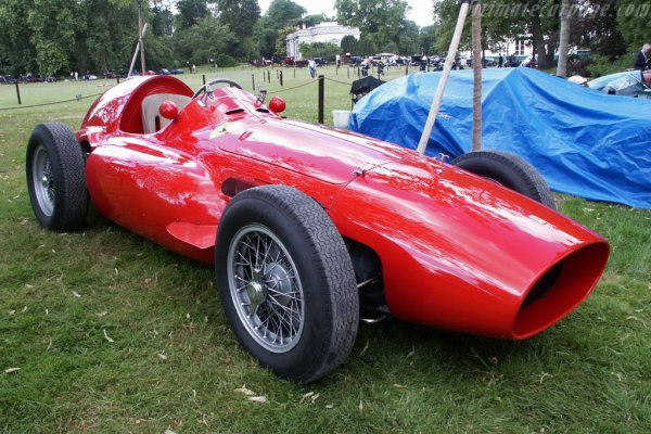 (1955 /1956) Ferrari 555 Supersqualo F1