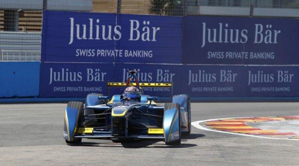 Formule E - Buemi l'emporte face à un Vergne offensif et malchanceux