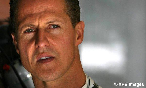 Ferrari n'oublie pas Schumacher