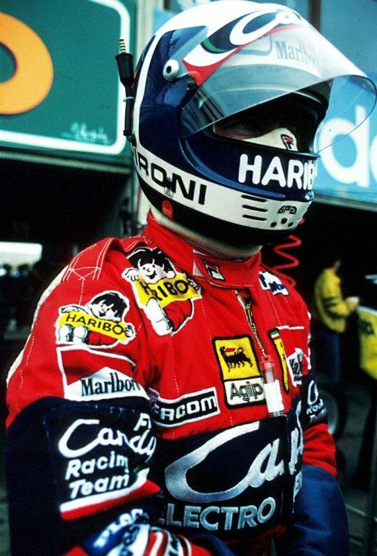 Mes pilotes préférés à la Scuderia Ferrari