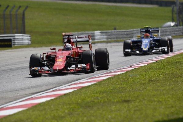 F1 - Vettel a retrouvé ses sensations