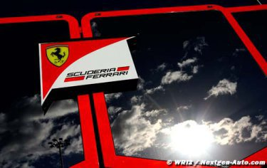 Fiat salue le changement 'inévitable' au sein de la Scuderia Ferrari