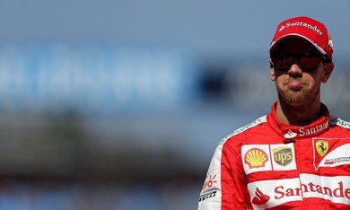 Vettel : les deux légendes de Ferrari qu'il aurait aimé rencontrer