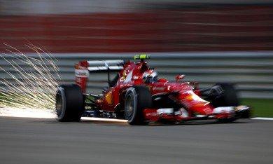 Räikkönen signe sa meilleure qualif depuis deux ans