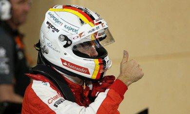 Vettel pense pouvoir attaquer Hamilton