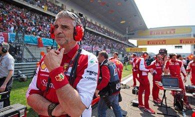 Ferrari restera agressive