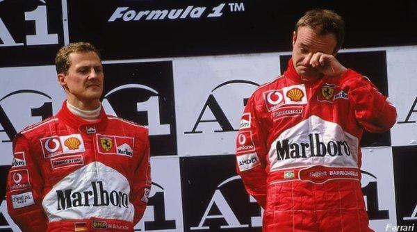 Autriche 2002 - Quand Ferrari rendit Schumacher intouchable