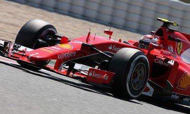 """Räikkönen : """"Une journée compliquée"""""""