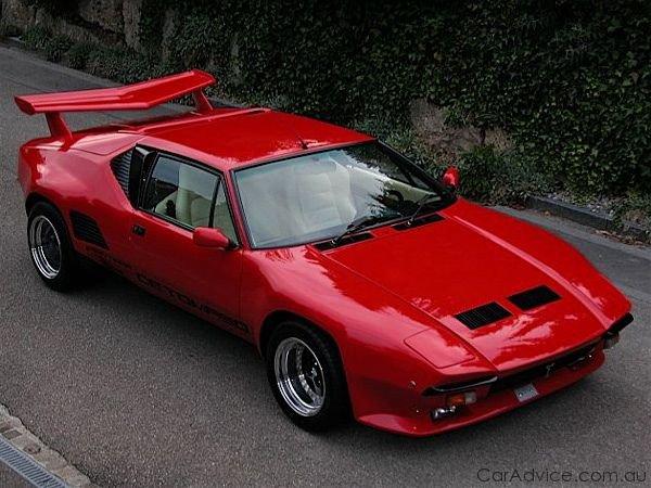 1974 Detomaso Pantera GT5S