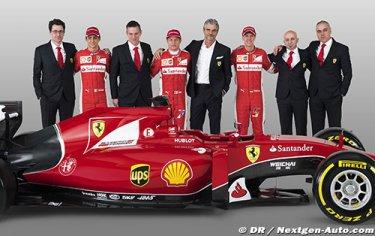 Ferrari prolonge discrètement son partenariat avec Marlboro