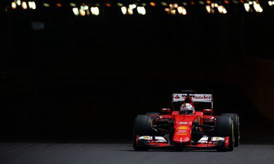Vettel a de bonnes sensations