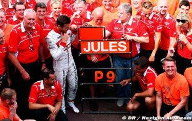 Alonso : Bianchi avait réalisé un miracle à Monaco