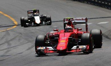 Räikkönen peste contre les commissaires