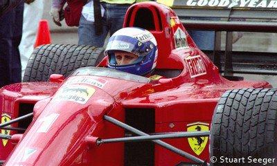 Le jour de gloire de Prost : L'arrivée au sein de la Scuderia