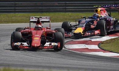 Red Bull motorisée par Ferrari ?