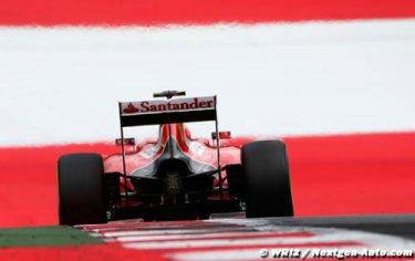 Mauvaise surprise pour Kimi Raikkonen