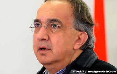 - Sergio Marchionne évoque l'avenir de Ferrari et de la F1