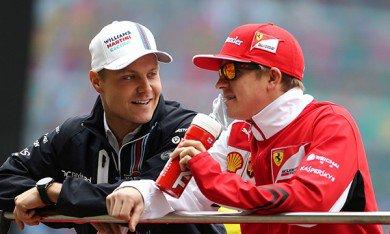 Ferrari aurait fait une offre à Williams pour Bottas