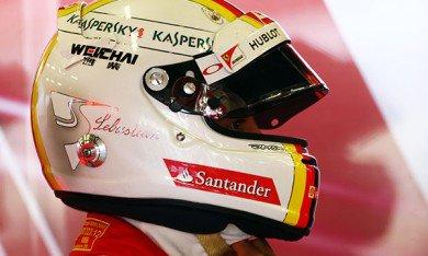 Vettel n'est pas content