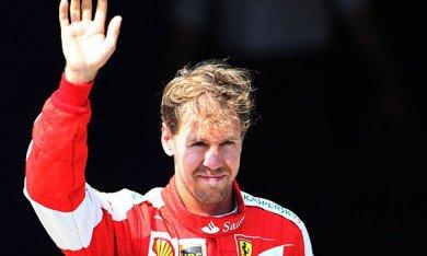 Vettel meilleur des autres