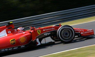 Ferrari joue la montre