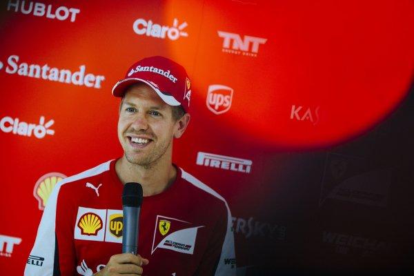 Sebastian Vettel parle de miracle!
