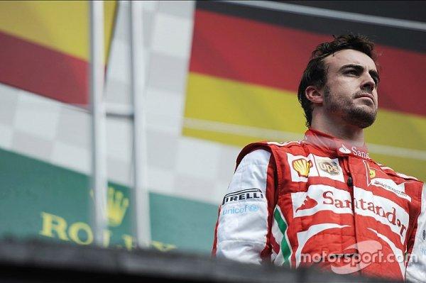 Quand Montezemolo recadrait Alonso chez Ferrari