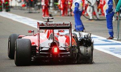 Vettel furieux sur Pirelli !