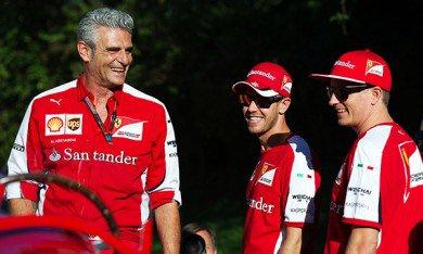 Vettel, le stabilisateur des rouges